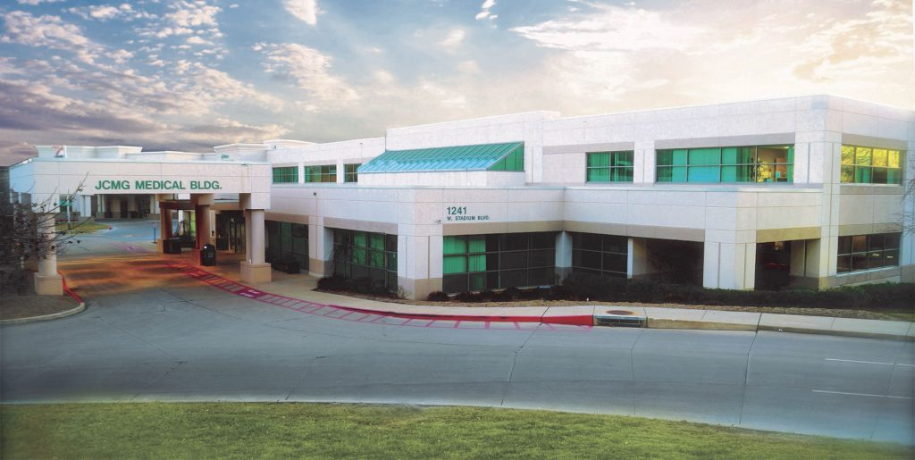 JCMG Main Medical Building - Jefferson City Medical Group