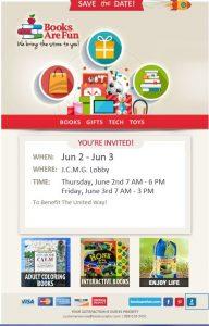 Summer Book Fair