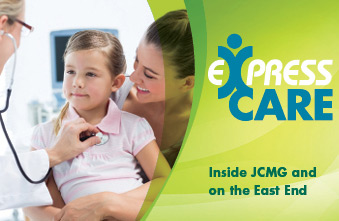 Express Care of JCMG NOW OPEN