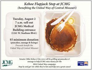 JCMG Kehoe Flapjacks Flier 2016
