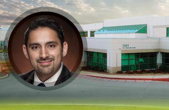 JCMG Welcomes <br> Dr. Ashraf