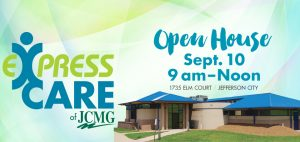 JCMG Express Care Open House