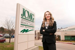 Jamie Patterson - Vice President of Marketing and Business Development - Jefferson City Medical Group
