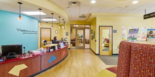 Jcmg Pediatric Express Care
