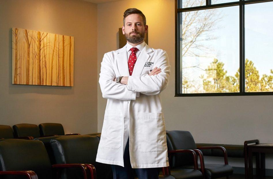 Tanner Coleman, D.C. - Jefferson City Medical Group