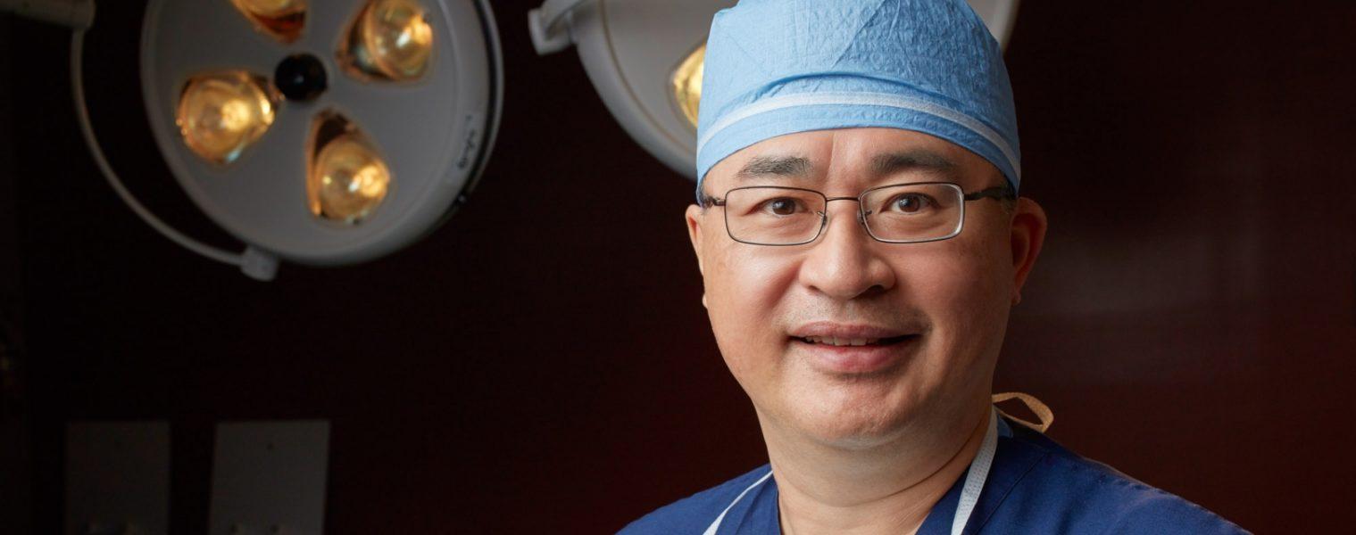 James C. Lin, M.D. general surgeon, Saira Babar, M.D. Jefferson City Medical Group