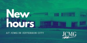 New Hours - Jefferson City